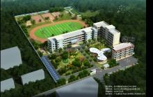 龙江中心学校校园规划图