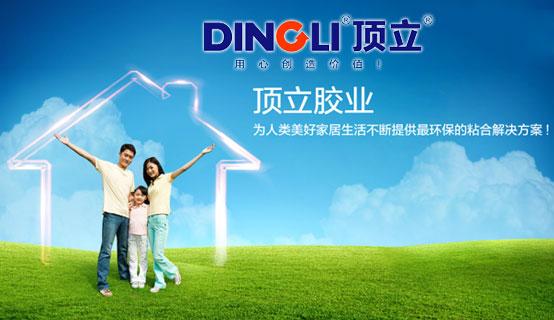 台州市顶立胶粘剂有限公司