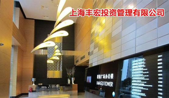 上海豐宏投資管理有限公司招聘信息