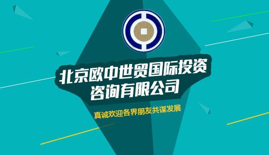 北京欧中世贸国际投资咨询有限公司