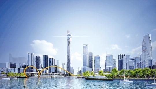 """近年来,钢结构,正在从""""高大上""""的地标性高层建筑幕后,一步步走进了"""