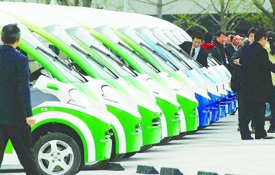 """佛山制造""""活动上,北京新能源汽车产业协会秘书长,福田汽车新闻发言人"""