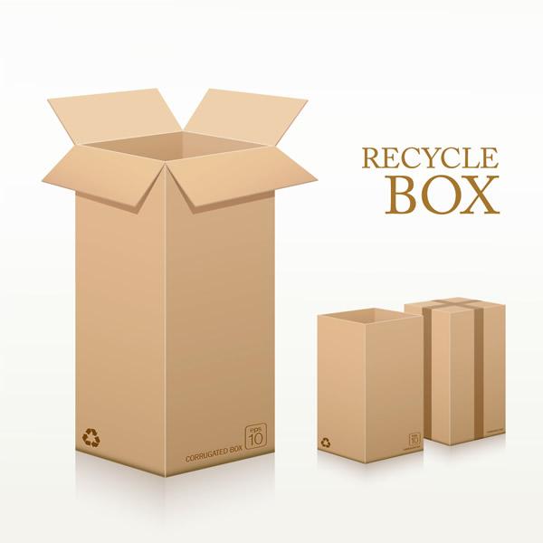 纸箱作品步骤图