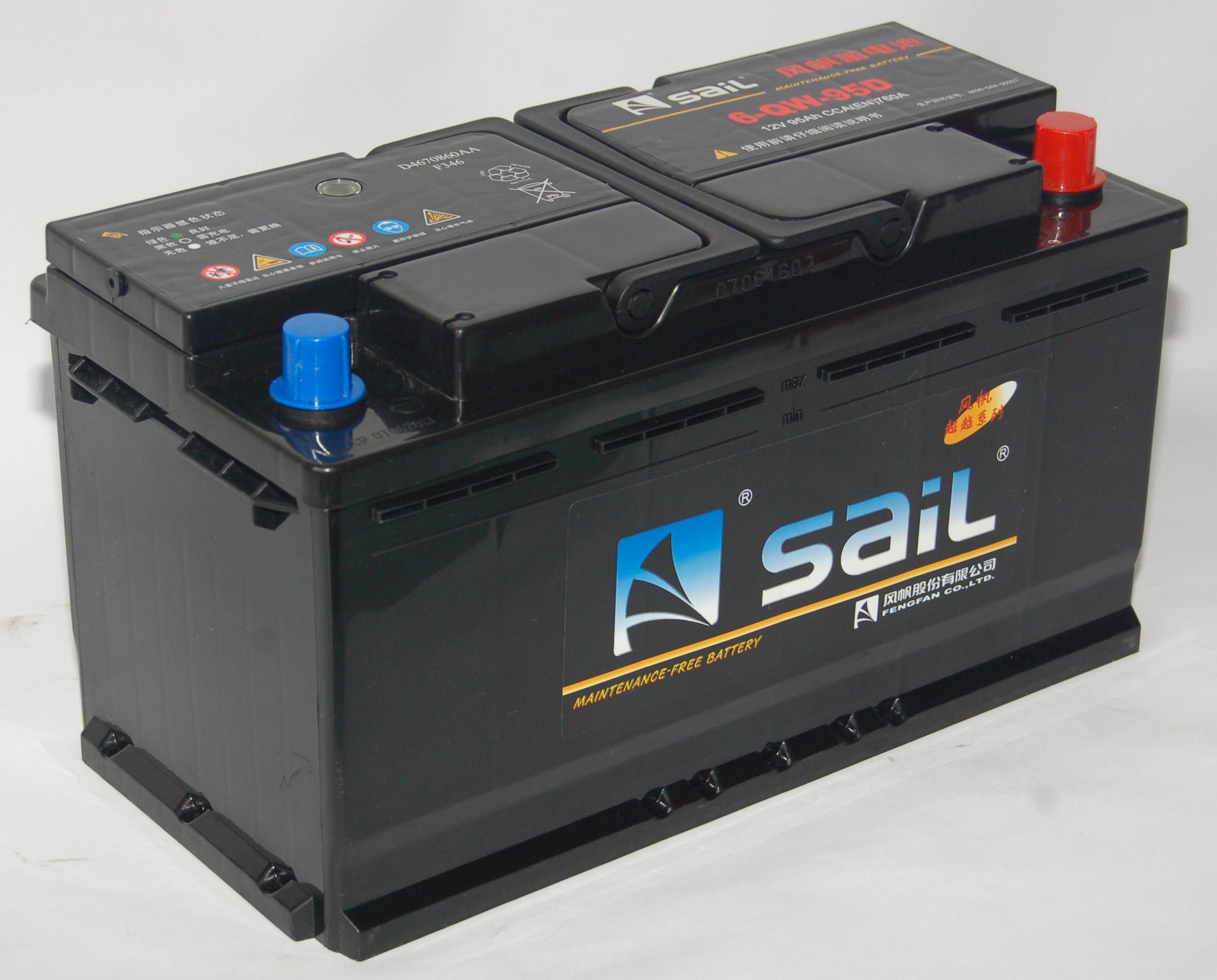 电瓶-汽车 动力电池