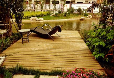 决定别墅庭院景观效果的关键因素-景观设计热点的