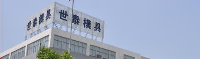 宁波世泰塑料模具有限公司