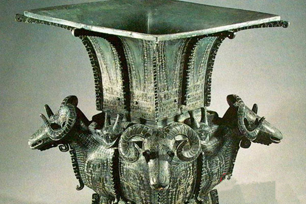 中国十大青铜器-铜业资讯的文章【一览职业社区】