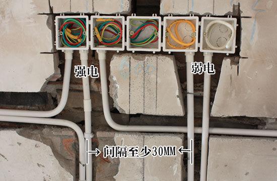 强电和弱电的区别 电子类人们习惯分为强电(电力)和弱电(信息)两部分。两者既有联系又有区别,一般来说强电的处理对象是能源(电力),其特点是电压高、电流大、功率大、频率低,主要考虑的问题是减少损耗、提高效率,弱电的处理对象主要是信息,即信息的传送和控制,其特点是电压低、电流小、功率小、频率高,主要考虑的是信息传送的效果问题,如信息传送的保真度、速度、广度、可靠性。一般来说,弱电工程包括电视工程、通信工程、消防工程、保安工程、影像工程等等和为上述工程服务的综合布线工程。弱电是针对强电而言的。强电=(380/