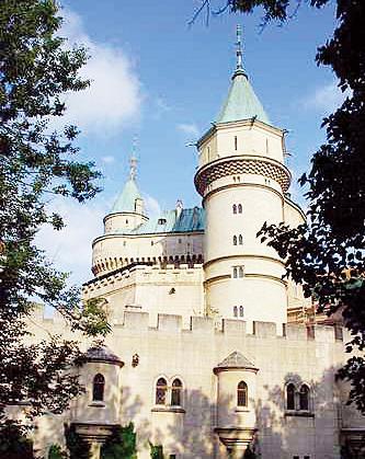 神秘浪漫的欧洲古堡
