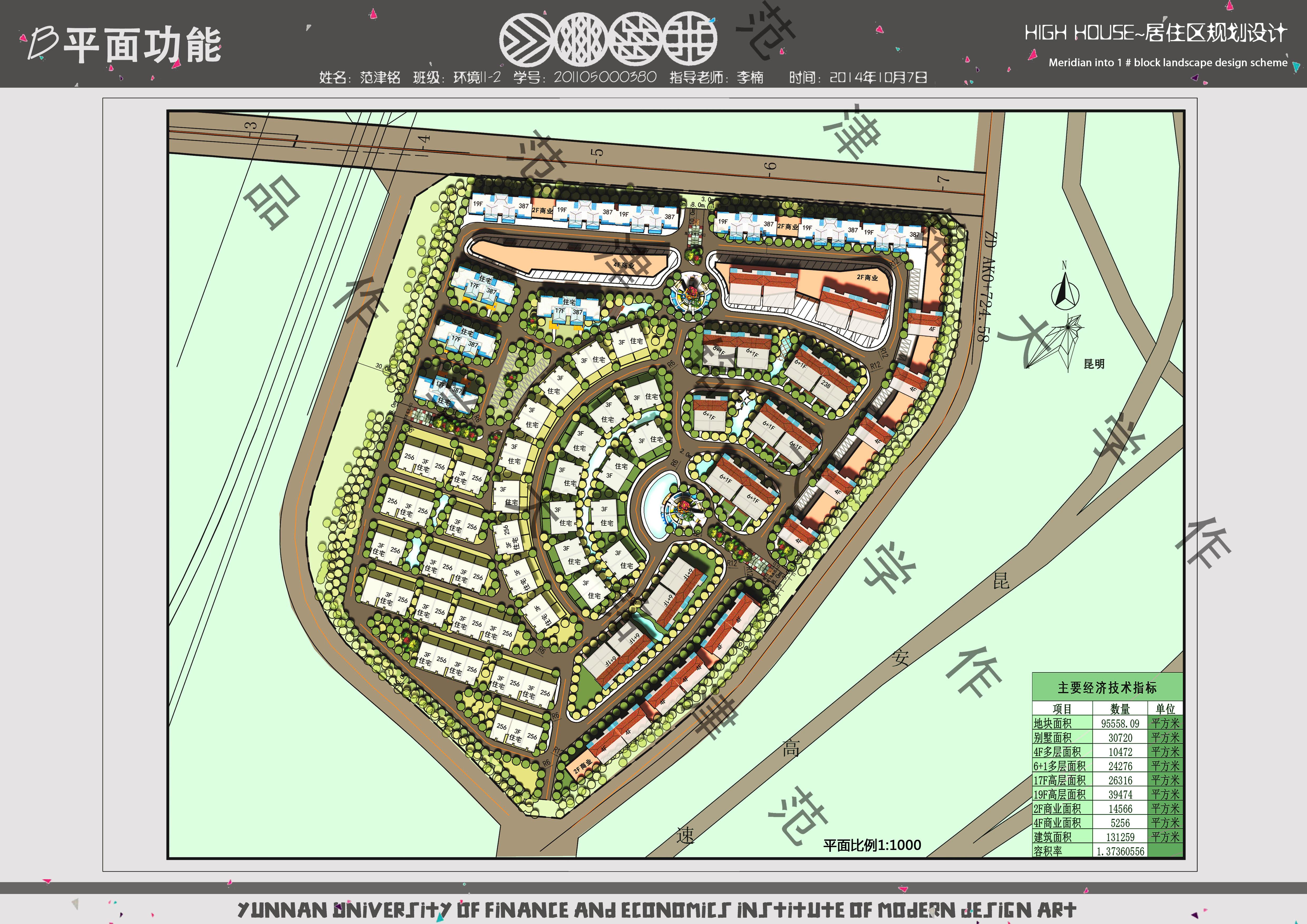 居住区设计2图片