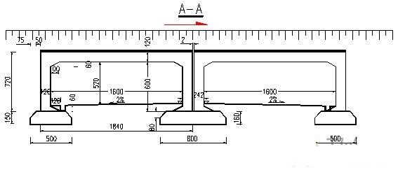 2 扩大基础施工   2.1根据提供设计文件,测定基坑中心线、方向和高程,并在基坑旁设定开挖控制桩;结合现场情况,确定基坑明挖开挖方案,对开挖坡度、支护方案、范围、弃土位置和防、排水措施等在方案中作出具体安排。   2.2挖基通过不同的土层时,边坡可分层选定,并酌留平台;在既有建筑物旁或基坑顶有动载时开挖基坑,坑顶缘与动载间应留有大于2m的护道,如地质、水文条件不良,或动载过大,应进行基坑开挖边坡检算,根据检算结果确定采用增宽护道或其他加固措施。   2.
