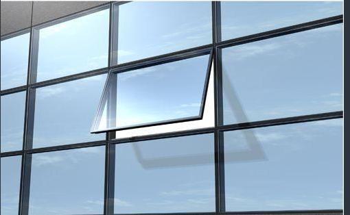 隐框玻璃幕墙  隐框玻璃幕墙隐框玻璃幕墙的金属