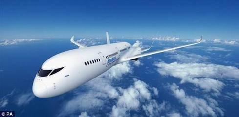 员设计出超大型水上飞机