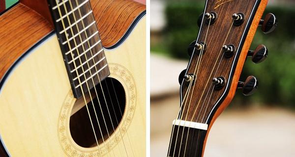 木吉他品牌排行,民谣吉他一般多少钱?