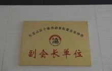 个体劳动者私营企业协会副会长单