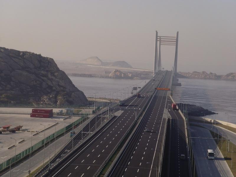 东海大桥结构混凝土耐久性策略