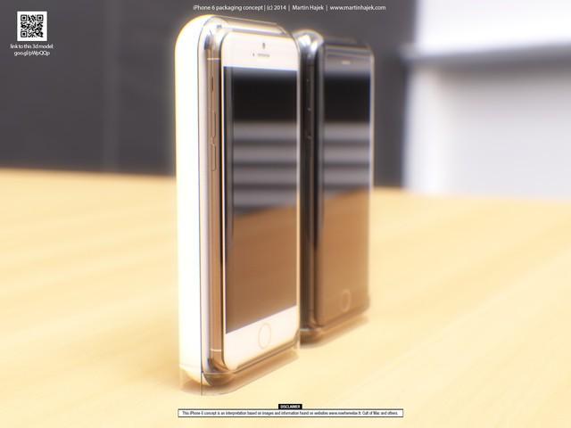iphone6包装盒概念设计欣赏 精美又紧凑