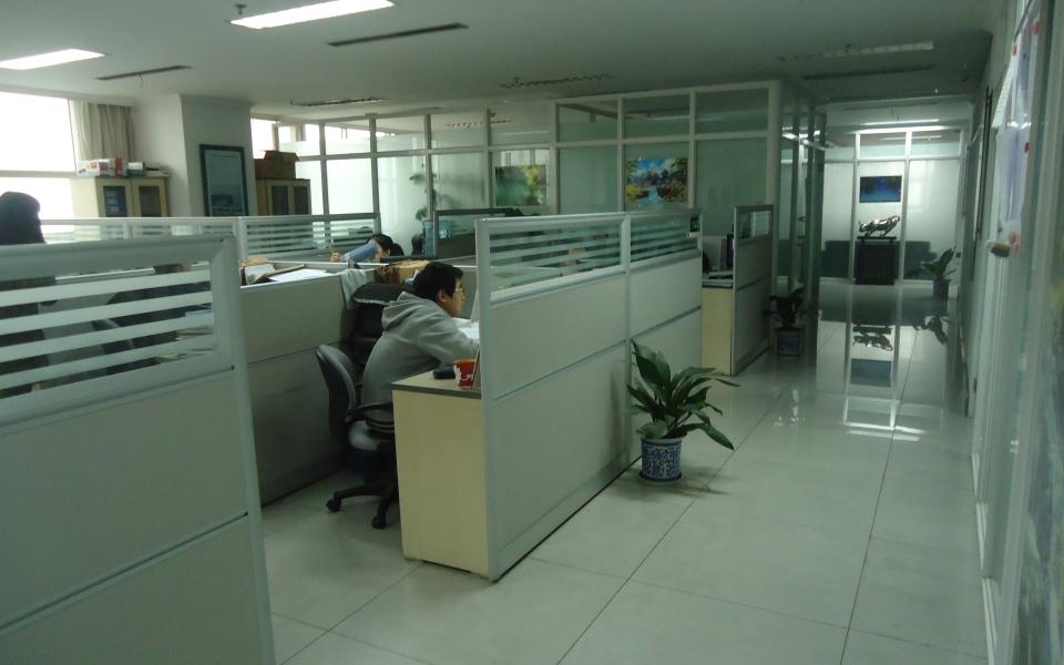 办公室场景1
