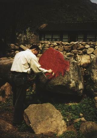 中国当代风景园林设计进程
