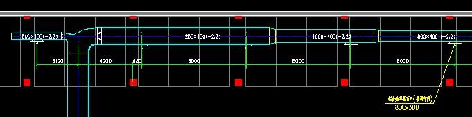 地下车库防排烟管道的设计细节