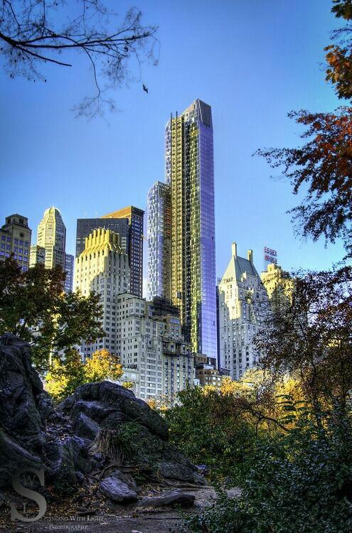 306米超高层住宅施工实录-钢结构咨询的
