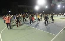 員工活動-排舞鍛煉