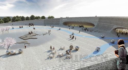 丹麦givskud动物园设计方案