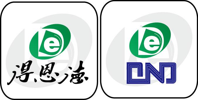 植物生物科技logo素材