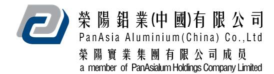 荣阳铝业(中国)有限公司