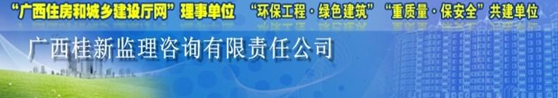 广西桂新监理咨询有限责任公司