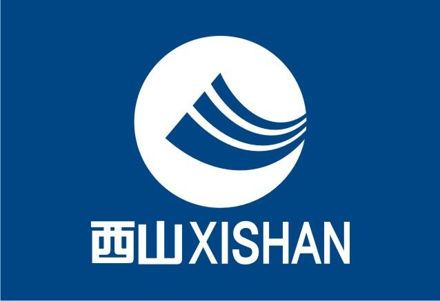 西山风景区logo