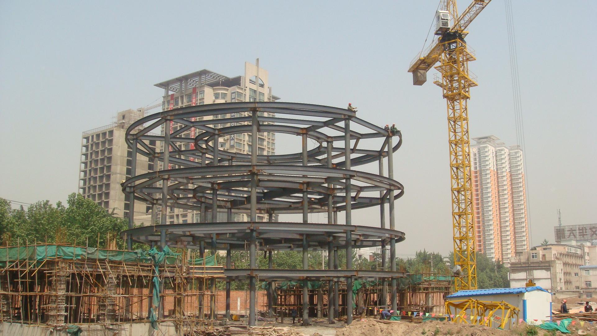 西安巨力轻钢彩板有限公司