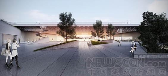 巴西ufcspa校园体育馆设计确定