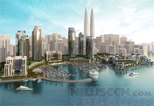 迪拜将建世界最高双子塔-张靓的文章【一览职业社区