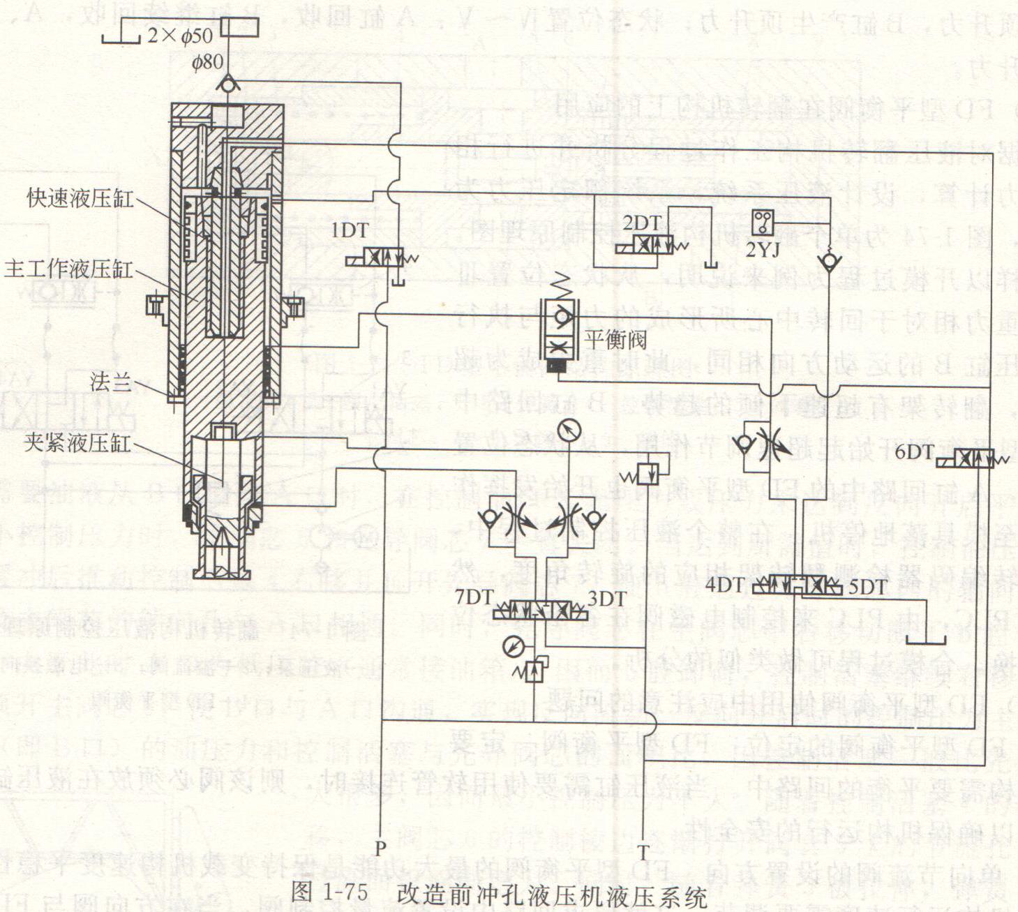 行程开关控制24v电磁阀反复运动电路图