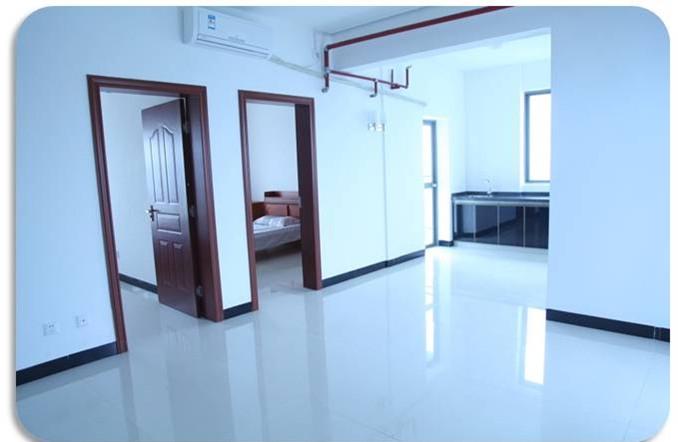 大学生公寓内部