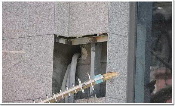 图解:石材幕墙安装常见问题解析