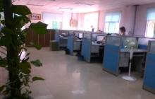 辦公環境一角