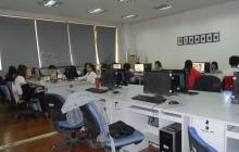 數據處理室