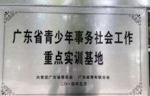 广东省青少年事务社会工作重点实