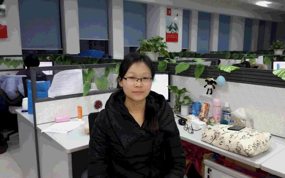 环保水务行业-职业经纪人高金玲