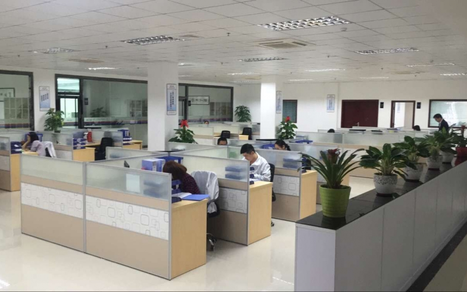 办公室环境图2