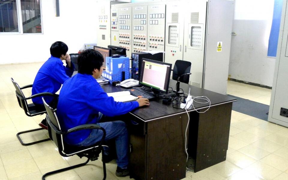 js750的控制室电路图