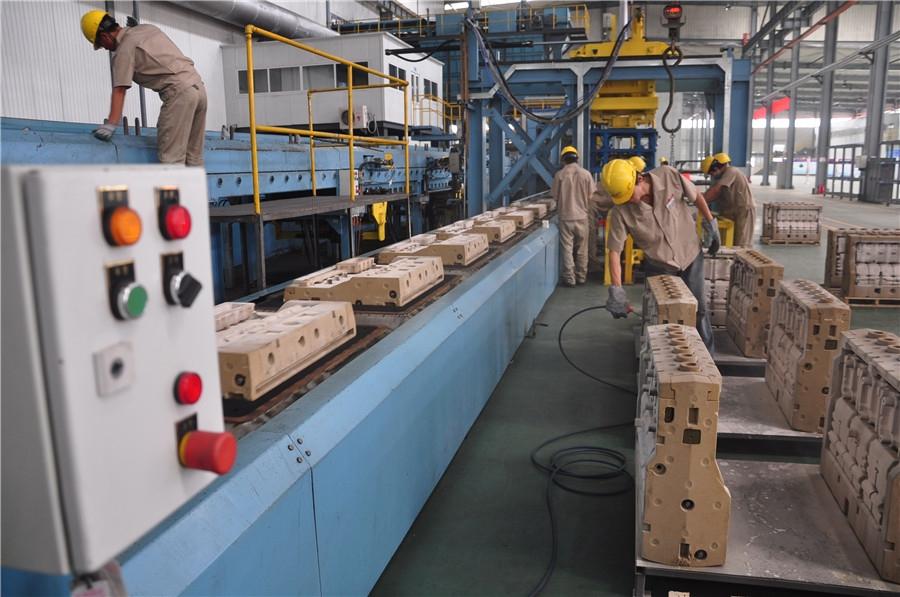 铸造英才_山东康迈信机械有限公司最新招聘_一览·铸造英才网