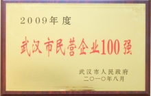 2009年武汉市民营企业100强.jpg