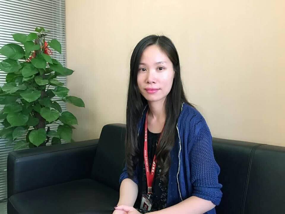 环保水务行业-职业经纪人陈梅花