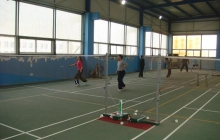 羽毛球比赛活动