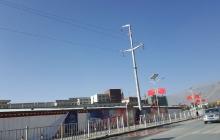 拉萨城区35kV电力线路改迁