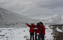 西藏左贡35kV输变电工程