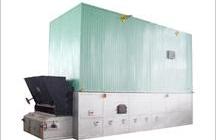 YLW型鏈條爐排方箱式燃煤爐